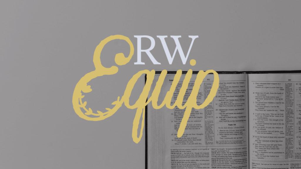 Redemption Women: Equip