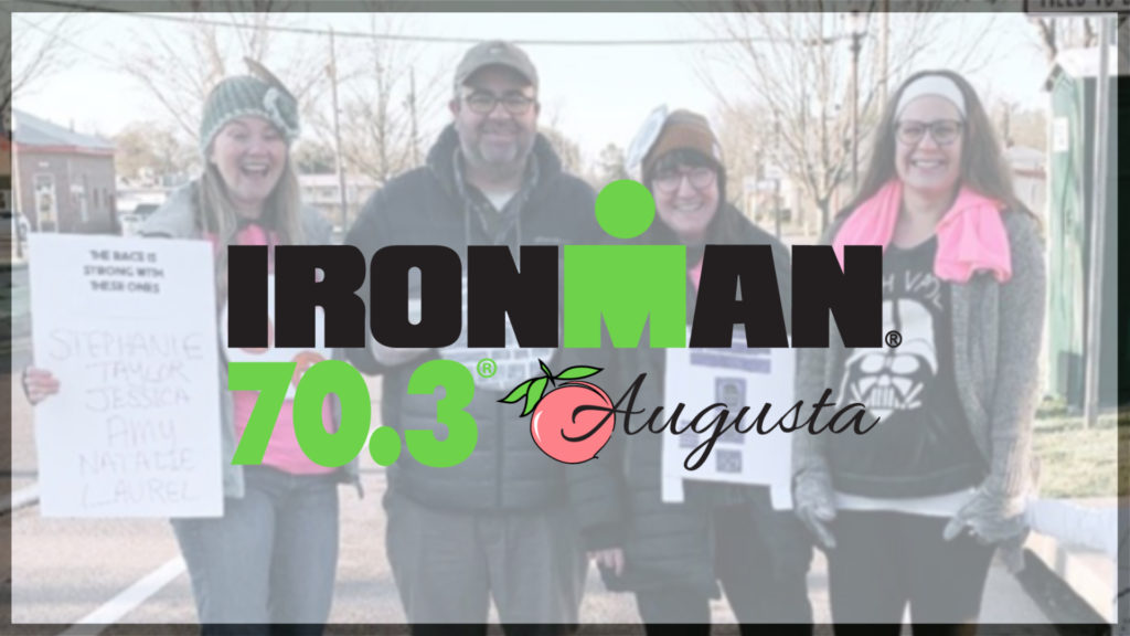 Volunteer at the Ironman
